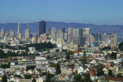 UNA NOVIA EN SAN FRANCISCO